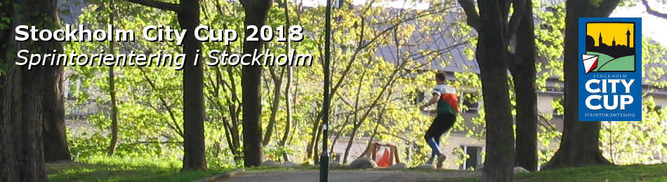 Stockholm City Cup 2018