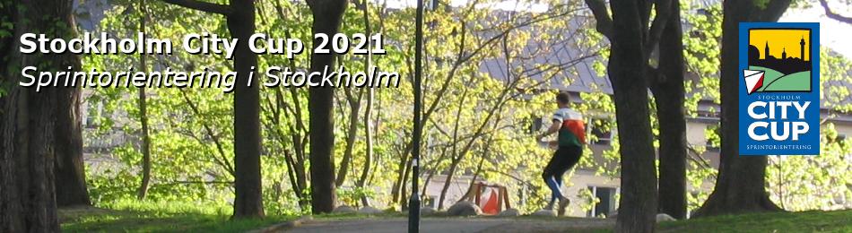 Stockholm City Cup 2021